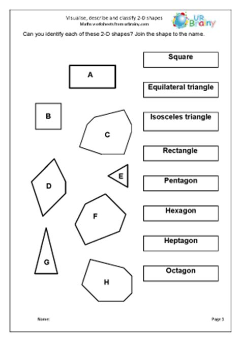 shapes worksheets year 8 maths 2d shapes worksheets here you will find a range of