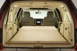 Ford Expedition Cargo Space 2007 Ford Expedition Pictures And Information Sportruck