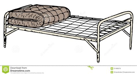 Cot Mattress by Baby Cot Clipart Black And White Cot Bed 30rhos