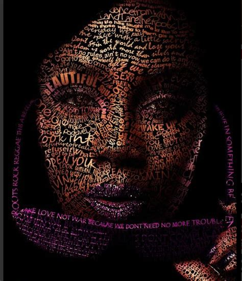 typography portrait 25 beautiful exles of typography portraits 70 ultimate collection of inspirations and
