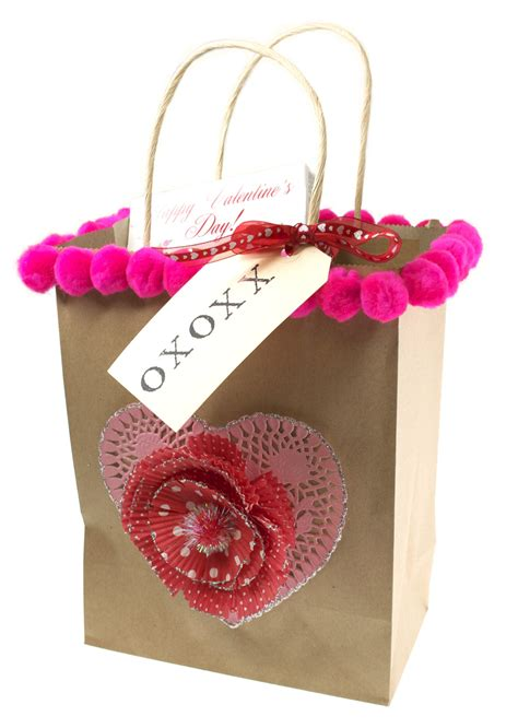 valentines day bags valentine s day treat bags sparrow innovations