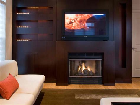 Fireplace Ideas With Tv by 20 Amazing Tv Above Fireplace Design Ideas Decoholic