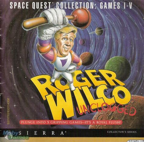Wilco Wii Wiilco by Picture Of Roger Wilco Unclogged Space Quest Collection I V