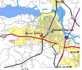 roanoke carolina map alf img showing gt roanoke carolina map