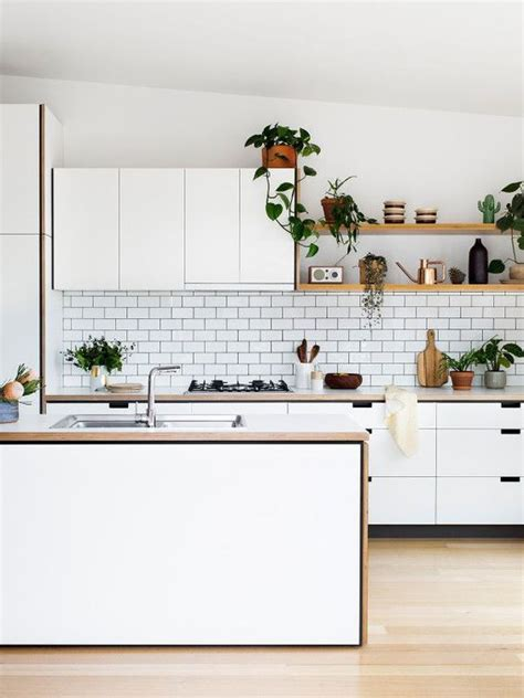 pinterest kitchen decor ideas une cuisine verdoyante cocon de d 233 coration le blog