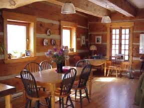 Interior Pictures Of Log Homes Log Home Links