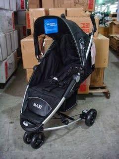 Stroller Babyelle S 900 Ventura Black kereta bayi murah surabaya
