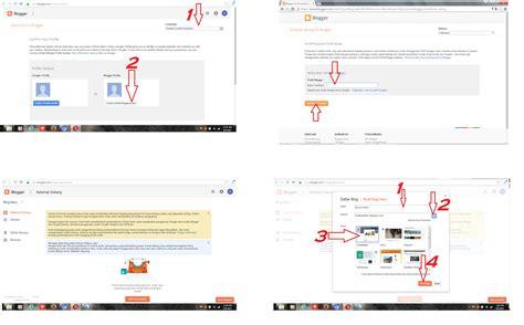 cara membuat website gratis dengan bahasa indonesia cara membuat website gratis di blogger tip s dan trik