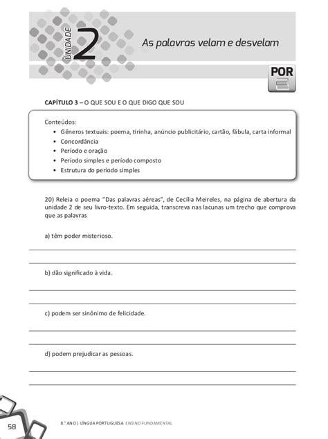 Carta Formal E Informal 8o Ano by Saber E Fazer 8 186 Ano Aluno