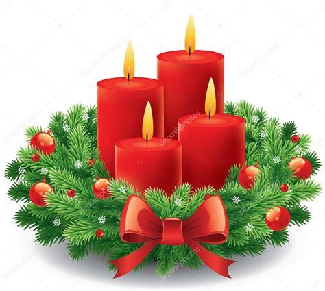 imagenes velas navideñas corona de adviento con quema de velas para la pre