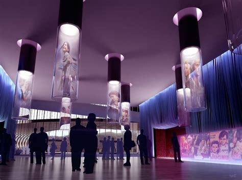 design concept for museum design concept for bollywood museum in film city