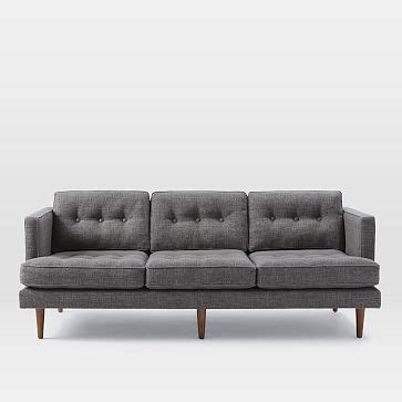 west elm livingston sofa 12 best images about living room on pinterest shelves