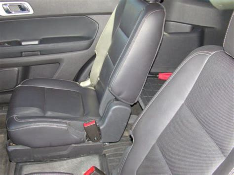 Ford Explorer Captains Chairs by 2014 Suv With Rear Captain Chairs Html Autos Post