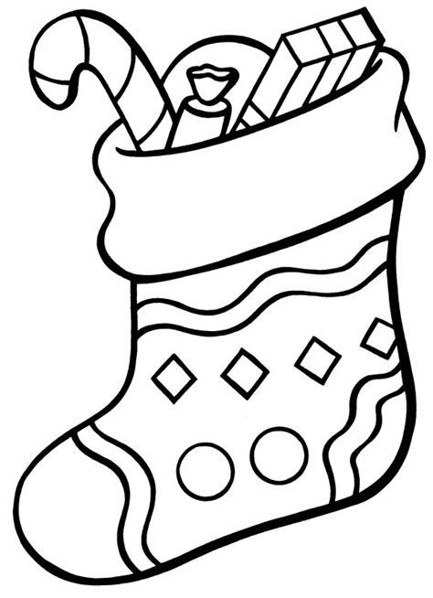 cute stocking coloring page desenhos de natal para colorir 70 modelos para imprimir