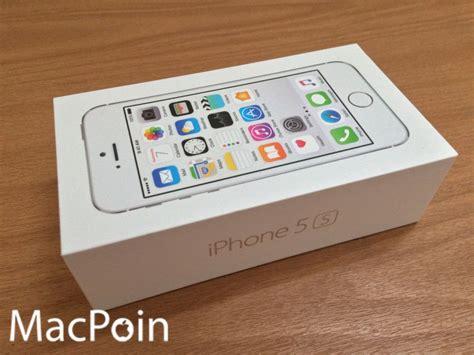 Hp Iphone 5 Yang Asli 5 tips membeli iphone baru yang asli dan original macpoin