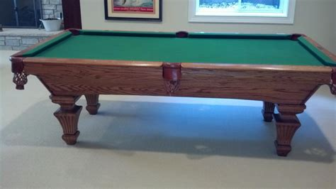 Golden West Pool Table by Placing A Payment On The Quot Purchase Pool Table Quot Page