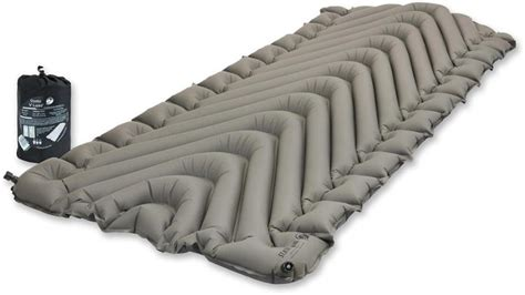 nemo luchtbed klymit static v luxe sleeping pad at rei