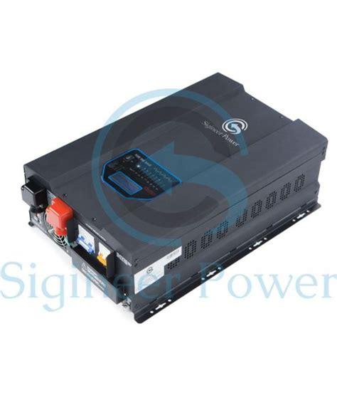 48 volt solar charger 12000 watt inverter sine wave 48v 12kw inverter charger