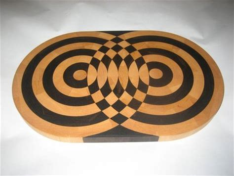 cool cutting board designs a very cool end grain cutting board by garyk