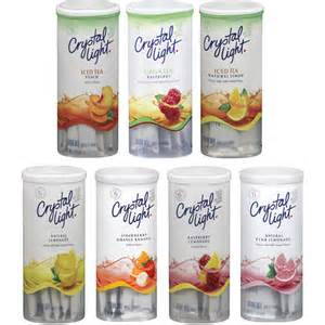 light flavors light refreshing drink mix choice of 4 flavors