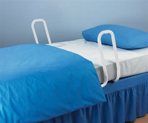 adjustable telescopic width bed stick handrail