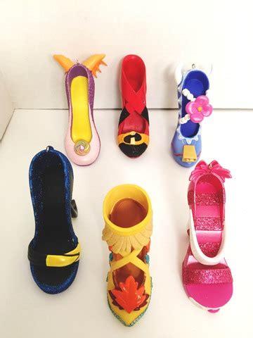 disney runway shoe ornaments gain 7 new designs
