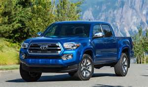 Toyota Limited 2016 Tacoma Toyota S All New Midsize Truck Ready For
