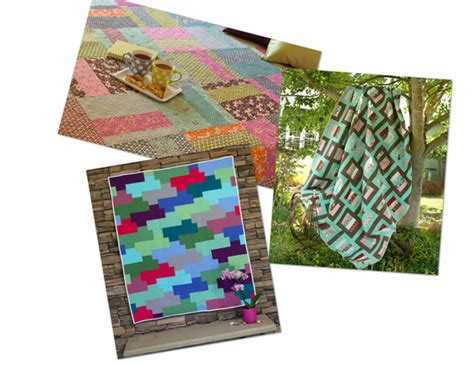 The Patchwork Place - patchwork place quilt pattern modern basics the