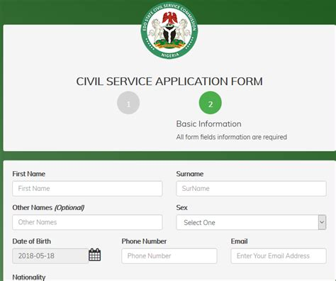 www edostate gov ng civilservicecommission nigeria