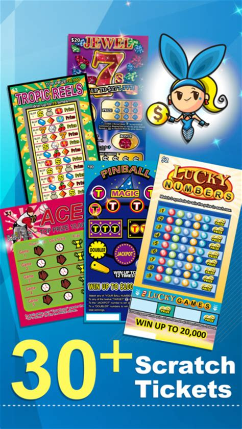 Scratch Off App Win Real Money - scratch off scratchers games app download android apk