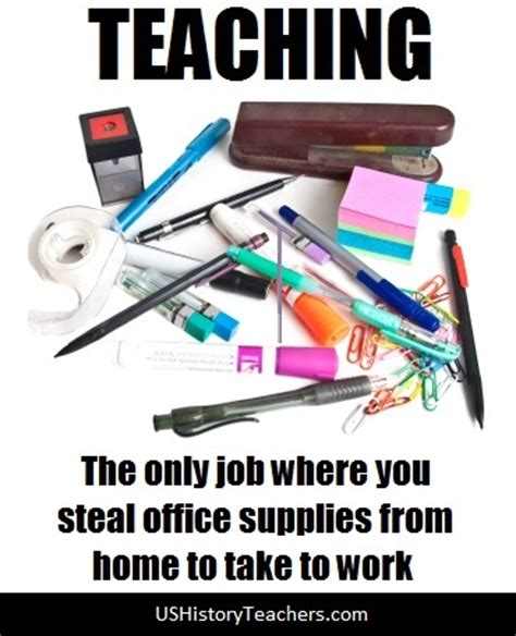 Office Supplies For Teachers Supplies