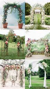 Draping Wedding Bouquets Wedding Arch Ideas You Ll Fall In Love With The Koch Blog