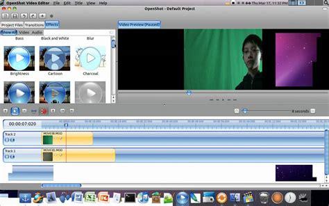 tutorial openshot linux openshot video editor tutorial ubuntu linux versi on the
