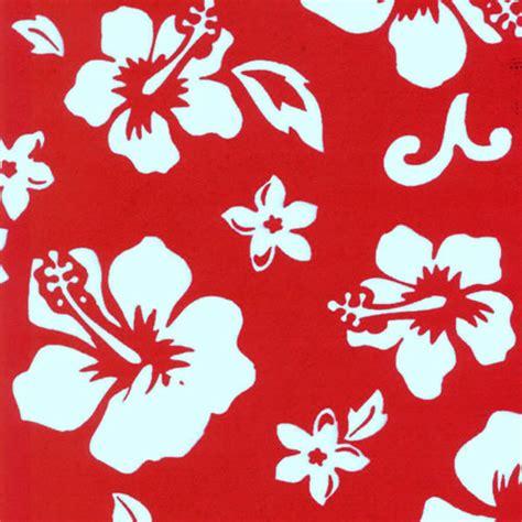 pattern hawaiian hibiscus pattern