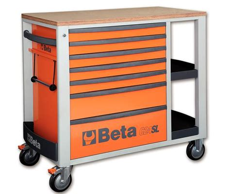 Beta Tool Cabinet by Beta Tools C24sl O Mobile Roller Cabinet Tool Box Work