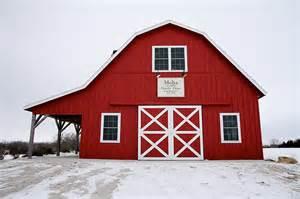 How To Build Gambrel Roof gambrel barn builders