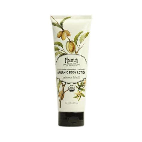 Lotion Nourishing Almond Nature nourish organic lotion almond vanilla 8 fluid ounce
