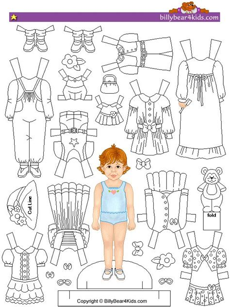 pattern paper doll 202 best dress up dolls images on pinterest paper dolls