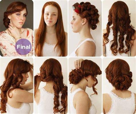 diy edwardian hairstyles victorian hairstyles instructions www pixshark com