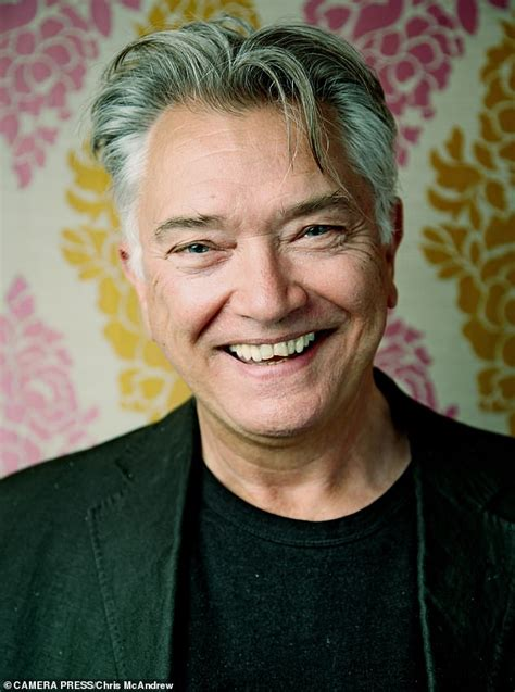 actor george martin martin shaw on george gently and us politics daily mail