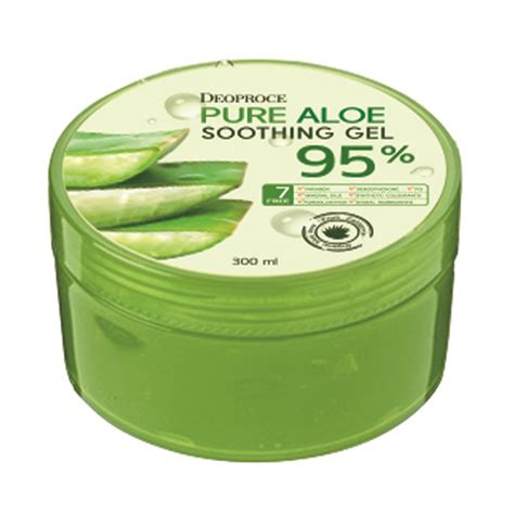 Apieu Waterfull Aloe Soothing Gel deoproce aloe soothing gel 95 debbie