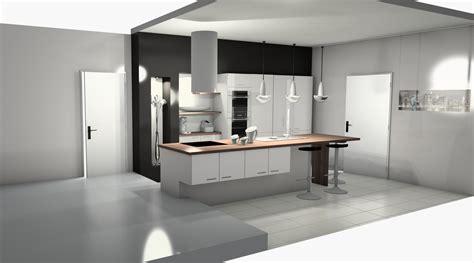 駘駑ent haut de cuisine pas cher meuble cuisine am 233 nag 233 e cuisine en image