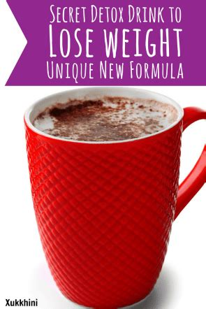 Detox Drinks To Lose Weight At Home by Secret Detox Drink To Lose Weight Unique Revolutionary