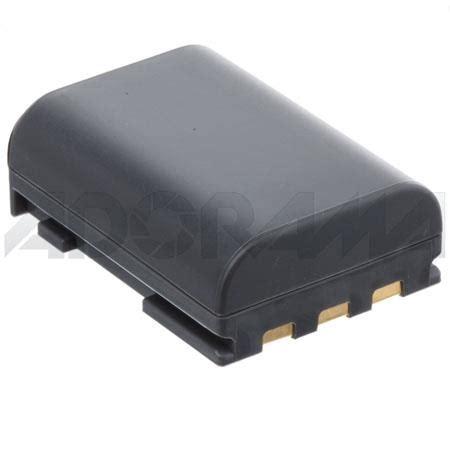 Baterai Canon Nb 2l 1 lenmar nomem li ion 7 4v 570mah canon nb 2l battery dlc2l