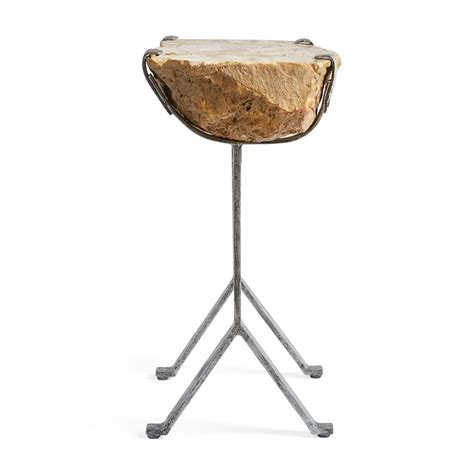 cool accent tables petrified wood accent table so that s cool