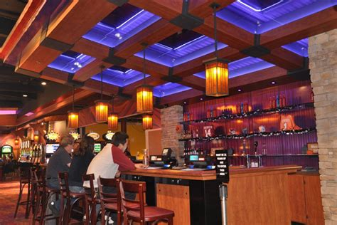 Bar Decorations by Comanche Nation Casino Bar Design Implementation