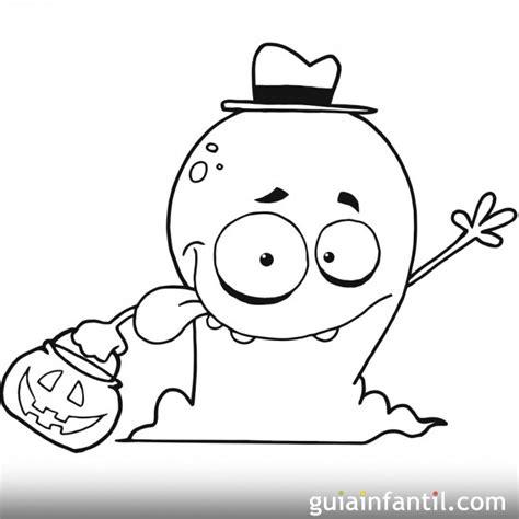 imagenes halloween dibujos dibujos de halloween para colorear