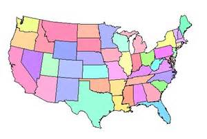 map of the u s a getting lost maps and the