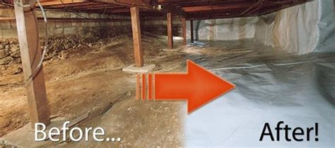 Significance Of Opting For Crawl Space Cleanup Services