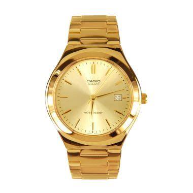 Casio Originalasli Ltp 1170n 7a Jam Tangan Wanita jual casio ltp 1170n 9ardf gold jam tangan wanita harga kualitas terjamin blibli